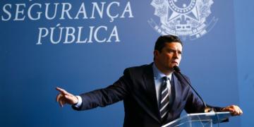Sergio Moro durante seminário para comemorar o Dia Internacional Contra a Corrupção (Marcelo Camargo/Agencia Brasil)