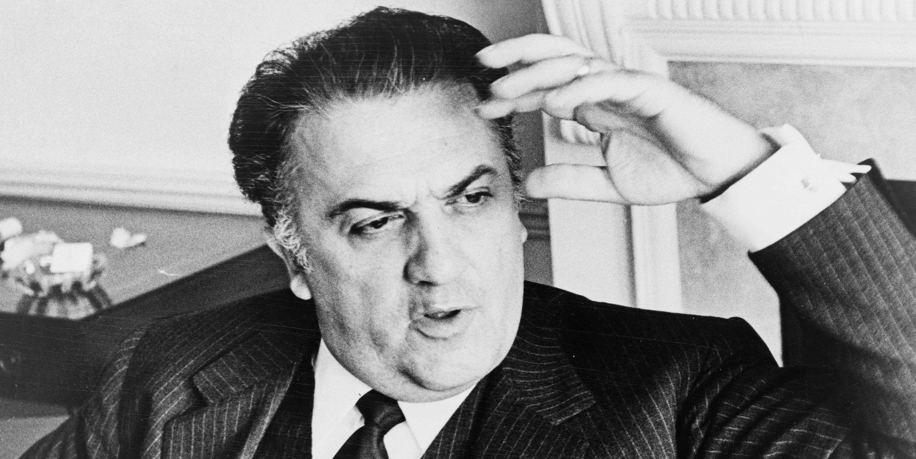 Centenário de Fellini é homenageado no MIS; veja outras dicas