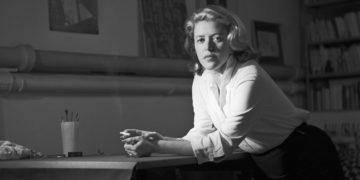 A poeta Hilda Hilst, que será homenageada com uma mostra no MIS (Foto: Fernando Lemos)