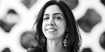 Ana Cecília Impellizieri Martins, autora do livro 'O homem que aprendeu o Brasil: a vida de Paulo Rónai' (Foto: Divulgação)