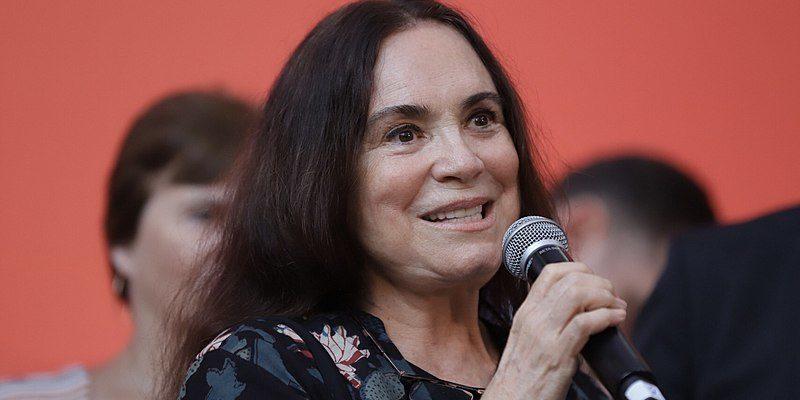 Regina Duarte e o marxismo cultural