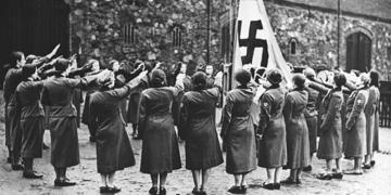 Mulheres na Alemanha nazista (Reprodução)