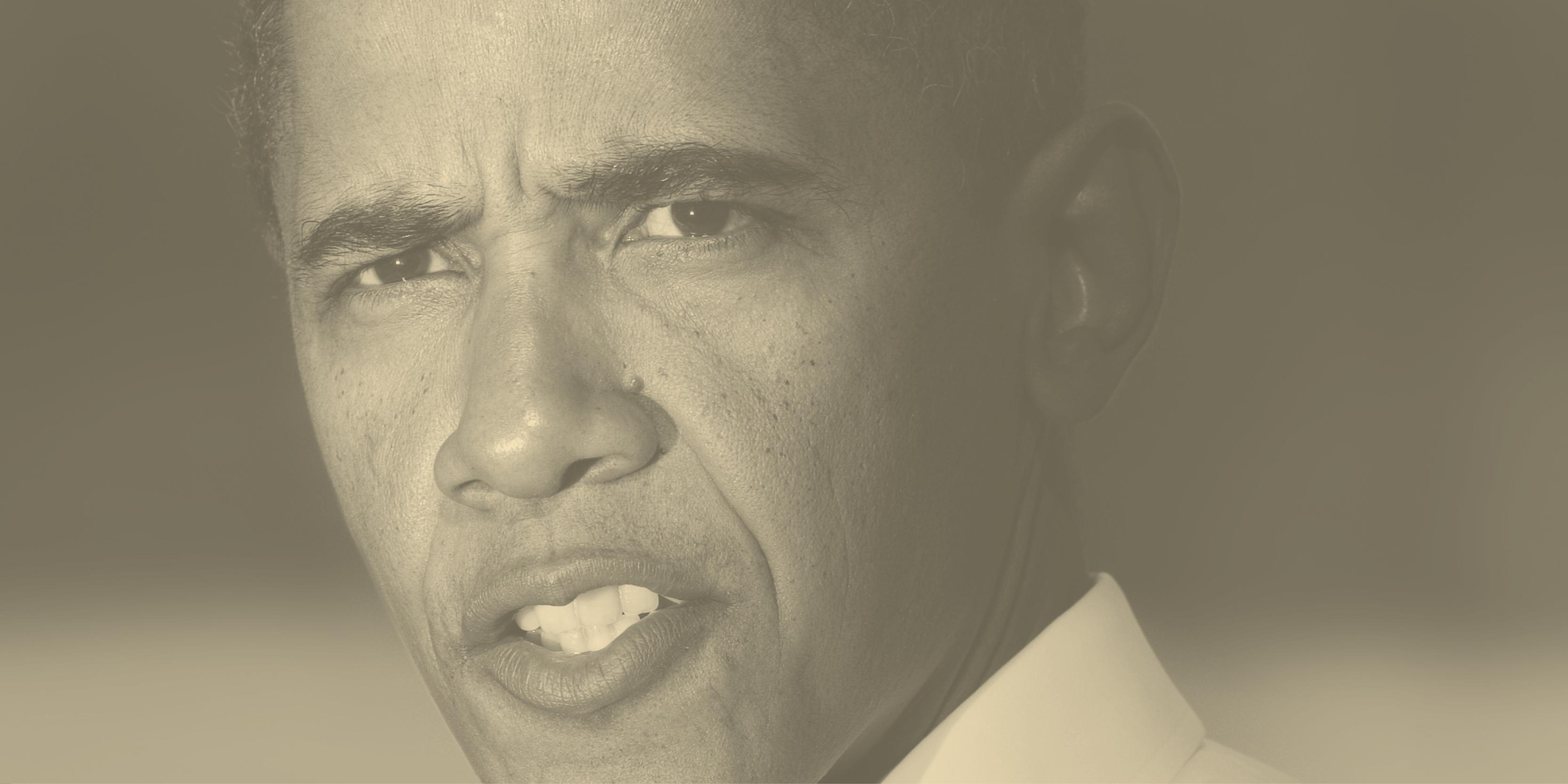 O primeiro negro no comando da Casa Branca