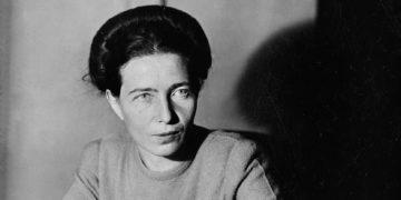 Simone de Beauvoir ALBERT HARLINGUE/DIVULGAÇÃO
