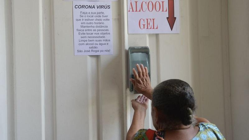 Arquidiocese adia as celebrações pelo Dia de São José, na Igreja de São José, centro da cidade, pela pandemia do novo coronavírus (Covid-19), e pede que fiéis mantenham distância entre si.