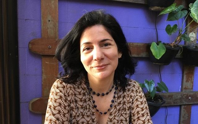 Notícias de outras ilhas: Patrícia Lavelle