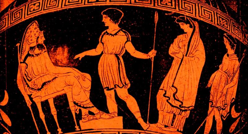 A celebração da necropolítica do governo: de Antígona à desesperança dos bárbaros
