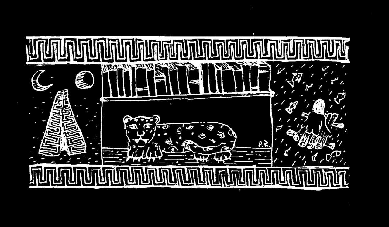 A epidemia, um conto de Aparecida Vilaça e Francisco Vilaça Gaspar