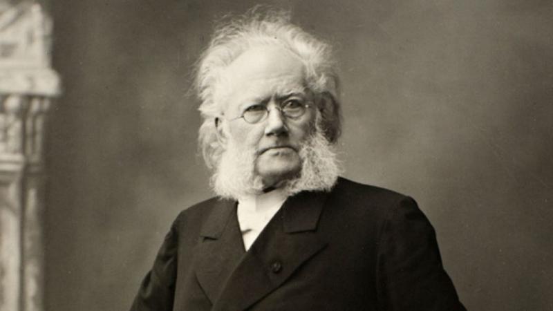 A atualidade de Henrik Ibsen