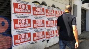 São Paulo SP 19 05 2020-Centrais sindicais convocam ato contra politica do governo Jair Bolsonaro doto Roberto Parizotti/Fotos Publicas