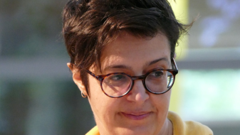 Angelica Freitas Lyrikmarkt Berlin 2019
