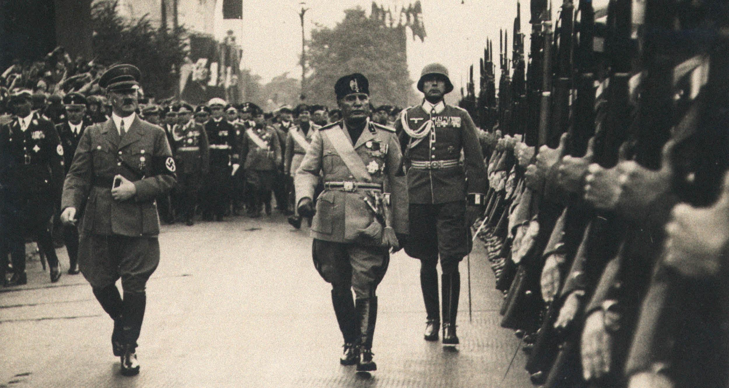 O Maquiavel de Mussolini