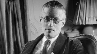 James Joyce (Foto: Lipnitzki/ Roger Viollet)