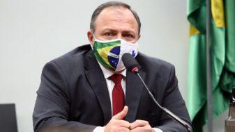pazuello-Najara Araujo-Câmara dos Deputados