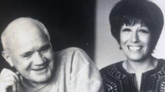 Ruth Escobar e Jean Genet