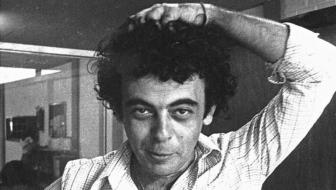 Glauber Rochao cineasta baiano Glauber Rocha em Salvador em 1979