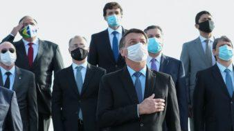 Bolsonaro e seu governo, que tomam medidas que podem levar o Brasil a um terror de Estado