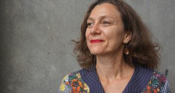 A filósofa Yara Frateschi (Nádia Ferreira Junqueira)