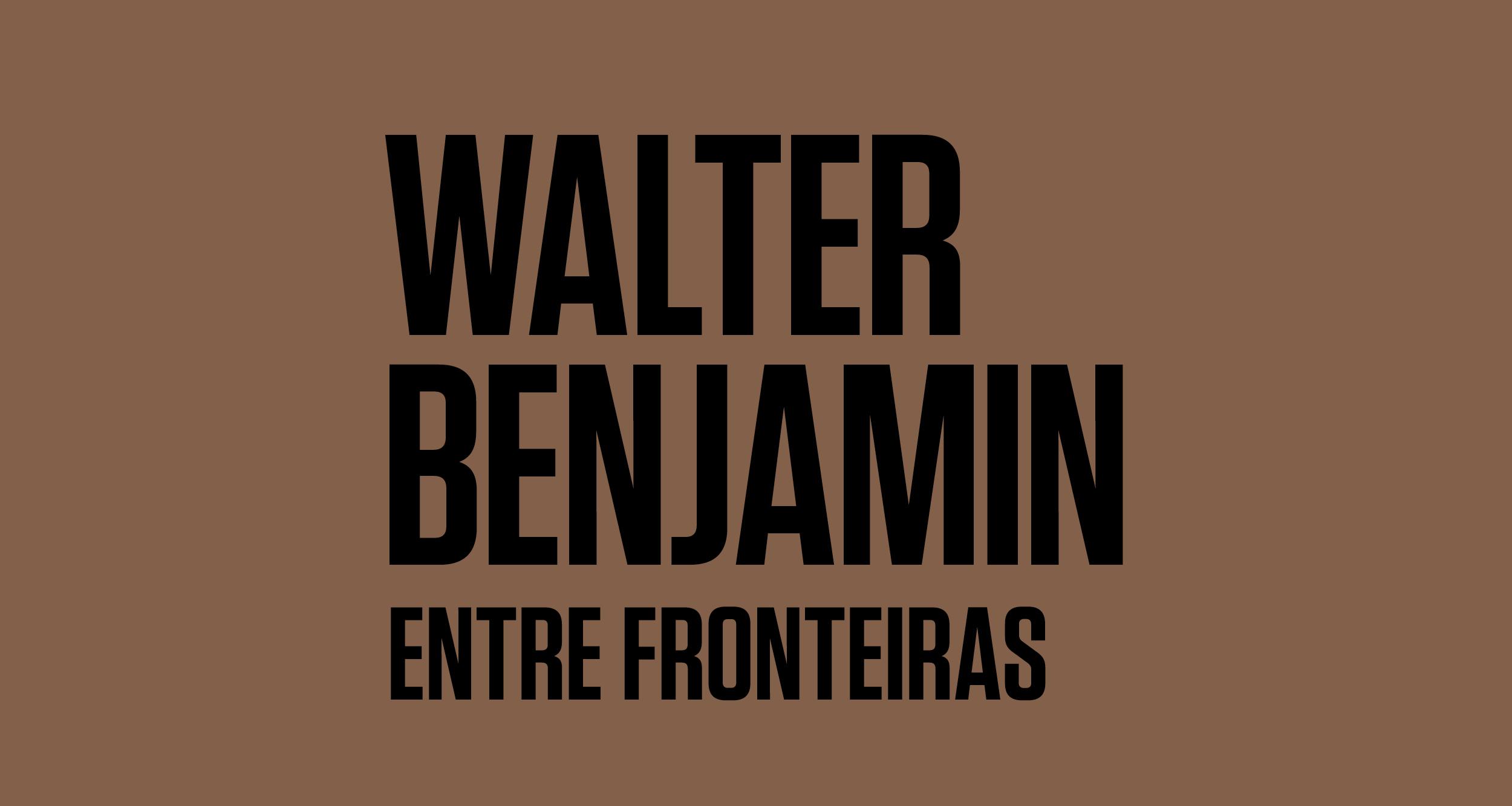 Walter Benjamin entre fronteiras