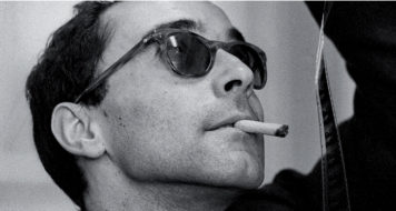 O cineasta francês Jean-Luc Godard (Foto: Philippe Doumic)