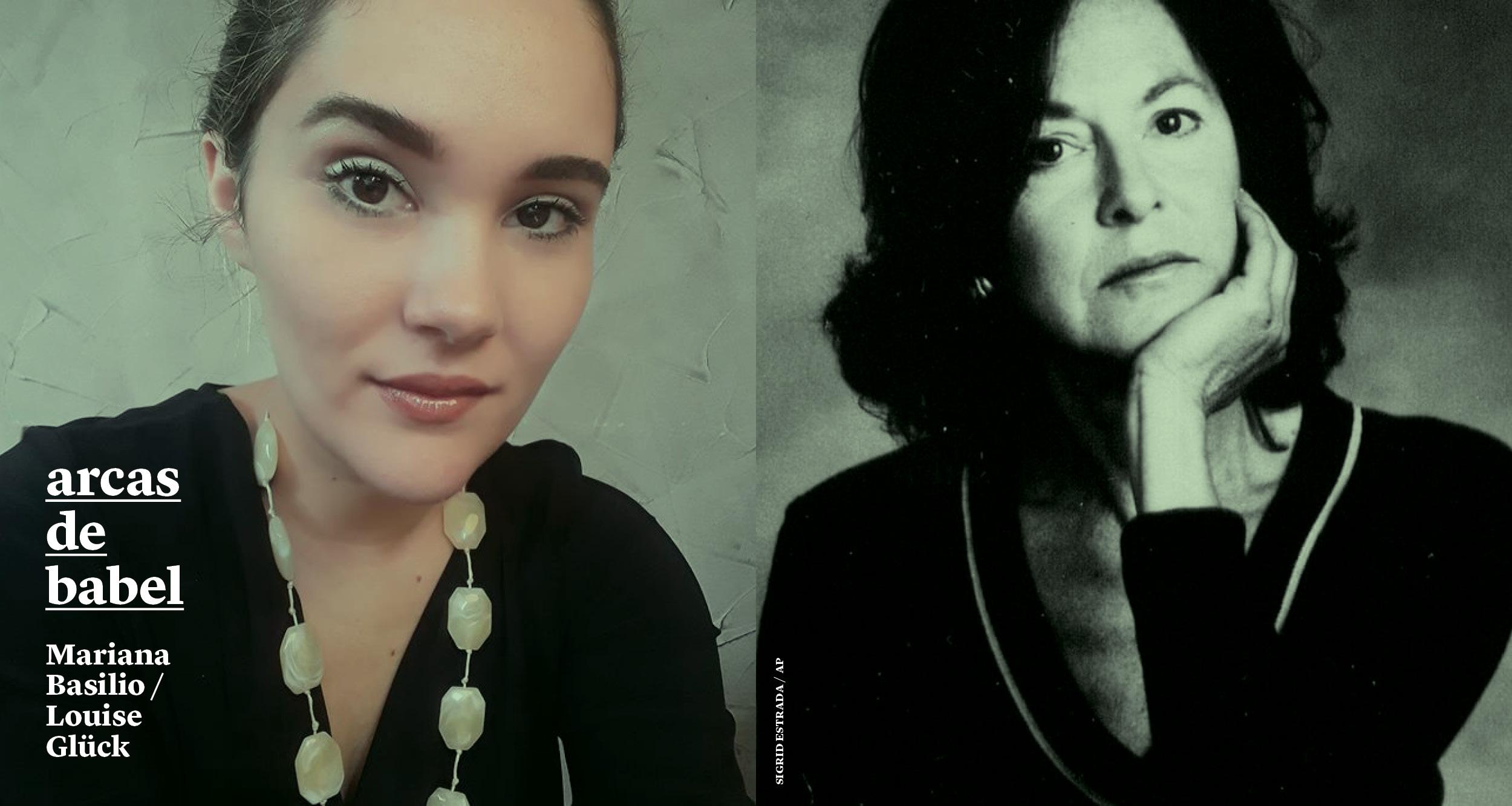 Arcas de Babel: Mariana Basílio traduz Louise Glück
