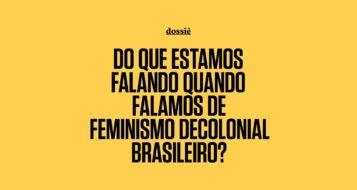 feminismo decolonial brasileiro