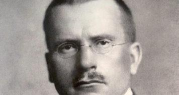 O psiquiatra suíço Carl Jung em 1915