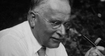 O psiquiatra suíca Carl Gustav Jung (Foto: Reprodução)