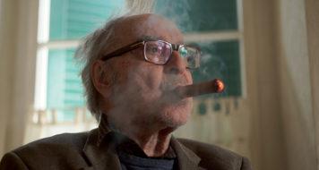 O cineasta francês Jean-Luc Godard (Foto: Fabrice Aragno)