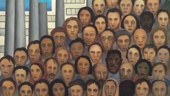 O eleitor no espelho e as razões de voto que a esquerda não vê (operarios, tarsila do amaral, 1933)
