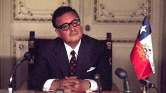 Salvador Allende reproducao