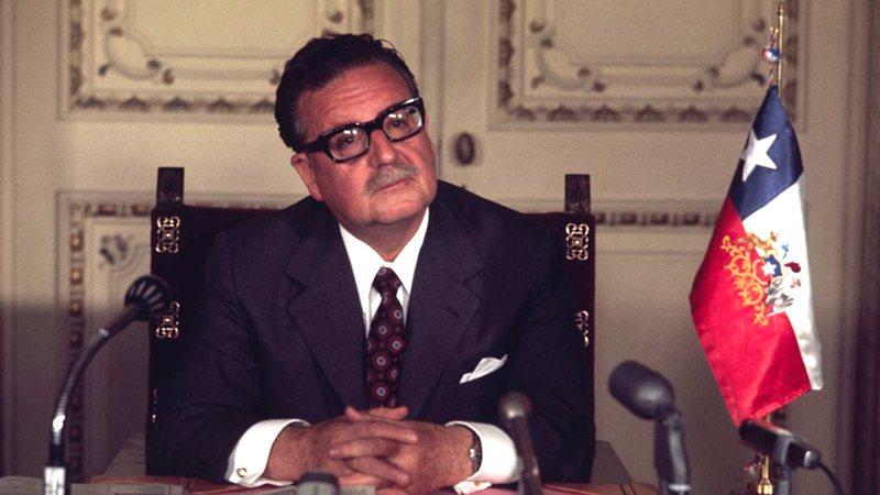 50 anos do Chile de Salvador Allende