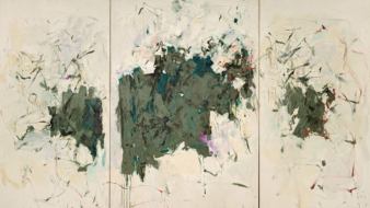 Girolata Triptych-joan mitchell