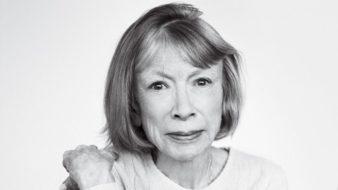 Joan Didion; 'Rastejando até Belém' ganha tradução pela Editora Todavia (Foto: Divulgação)