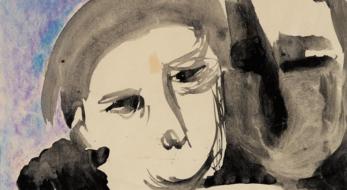 Joy Hester, Love Series, 1949 (Reprodução)