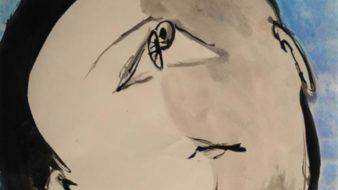 'Heart face', Joy Hester, 1949, Austrália (Foto: Reprodução/Artnet)