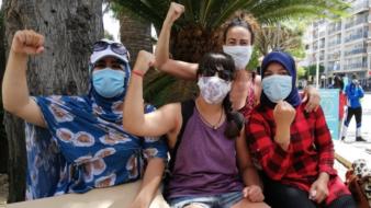 As Jornaleras de Huelva en Lucha