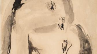Joy Hester Love, 1949, Heide Museum of Modern Art