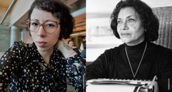 Camila de Moura traduz Olga Orosco