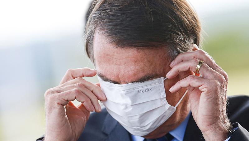 Decifrar o risco e recuperar a ética: a visão de Bolsonaro sobre a pandemia