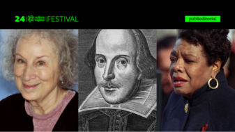 Cultura Inglesa Festival - Reversões - Poesia