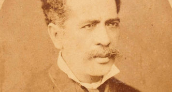 Tobias Barreto, que tentou superar o ecletismo do século 19 (Foto: Coleção Francisco Rodrigues/ Instituto Joaquim Nabuco)