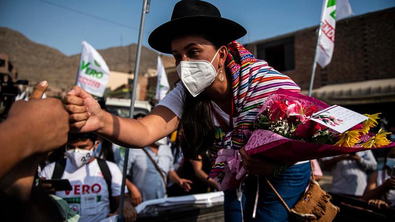 Como explicar o resultado do 1º turno das eleições peruanas?