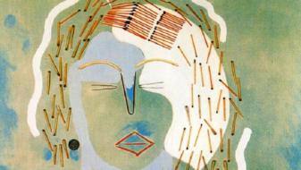 Mulher de fósforos (1925) Francis Picabia