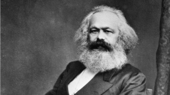 Karl Marx (Foto: John Jabez Edwin Mayall/Domínio público)