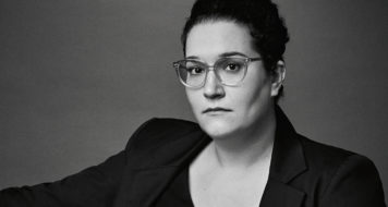 A escritora Carmen Maria Machado (ART STREIBER/DIVULGAÇÃO/RANDOM HOUSE)
