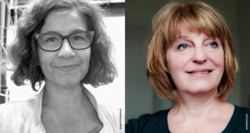 Arcas de Babel: Valeska Brinkmann traduz Lioba Happel