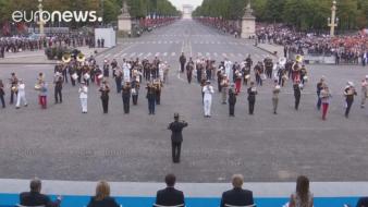 parada militar 2017, França