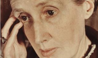Virginia Woolf por Gisele Freund