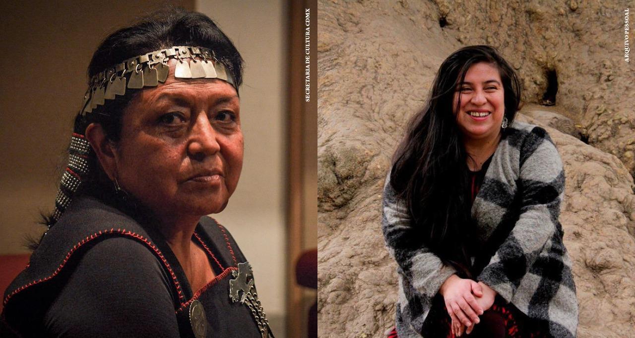 Arcas de Babel: Graciela Huinao e Roxana Miranda